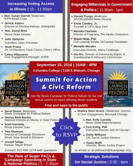 Summit invite new title